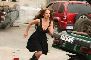 Jennifer Love Hewitt, despechugadora oficial